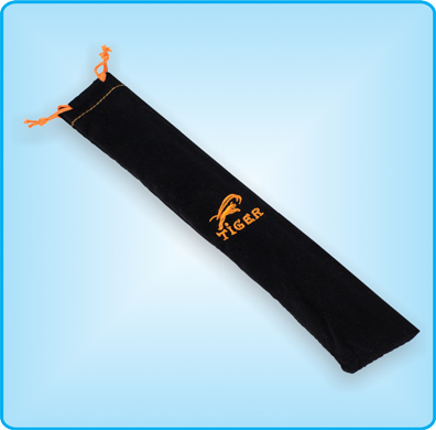Tiger Cue X-Tension Carrying Suede Pouch